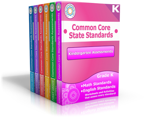 common core assessment workbooks Common Core Assessments